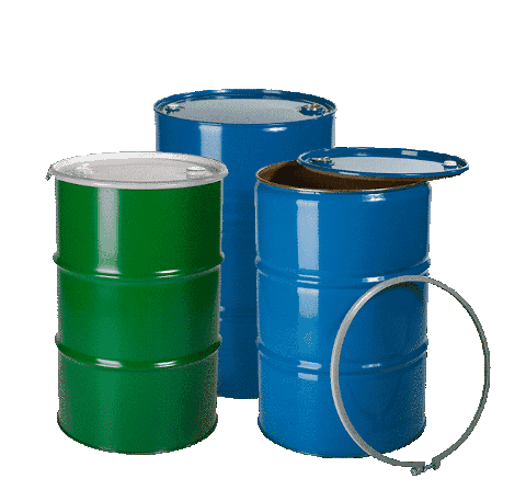 Chemical drums - Humayun Chemicals
